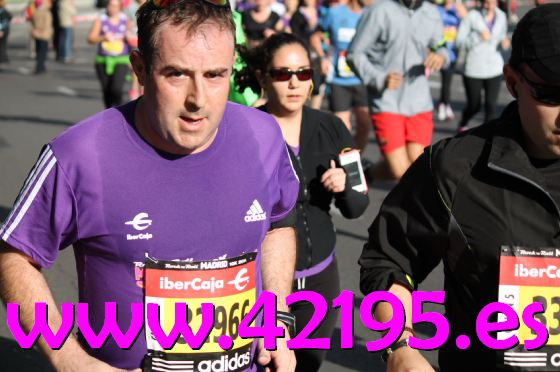 Marathon Madrid 2239