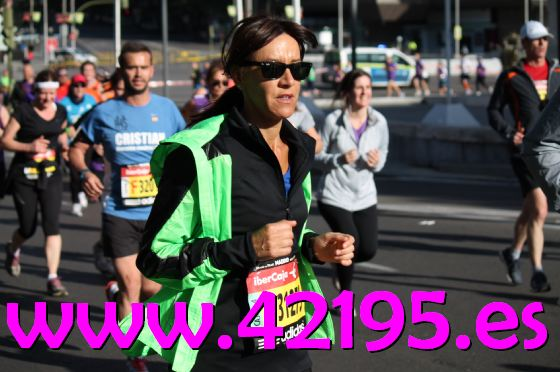 Marathon Madrid 2240