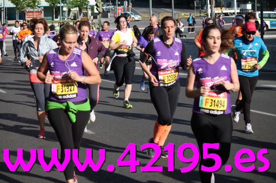 Marathon Madrid 2242