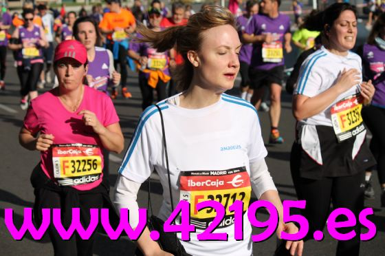 Marathon Madrid 2244