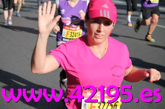 Marathon Madrid 2245
