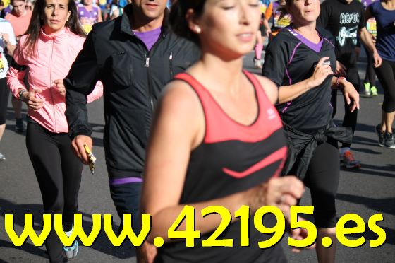 Marathon Madrid 2257