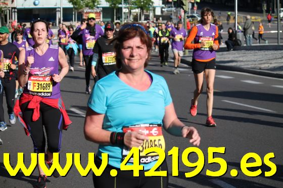 Marathon Madrid 2335