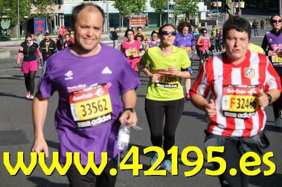 Marathon Madrid 2432