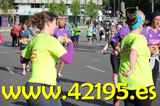Marathon Madrid 2540
