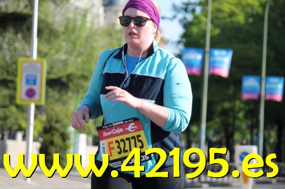 Marathon Madrid 2650