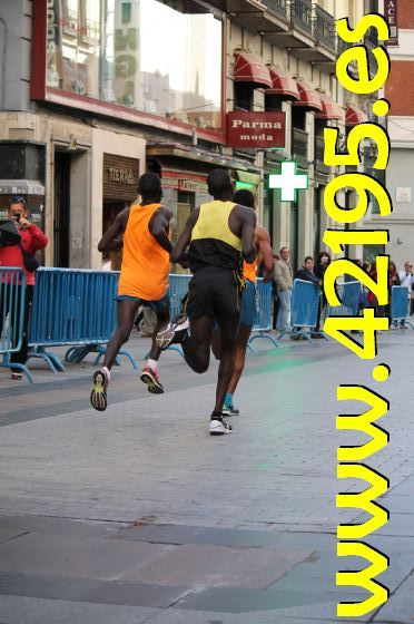 Marathon Madrid 2690