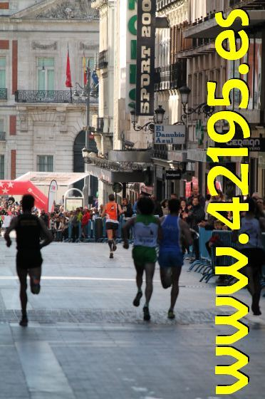 Marathon Madrid 2718