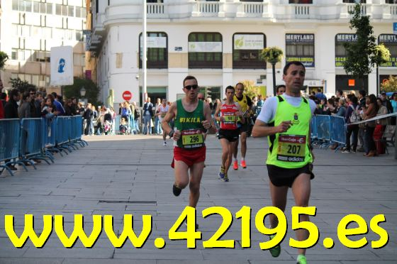 Marathon Madrid 2808