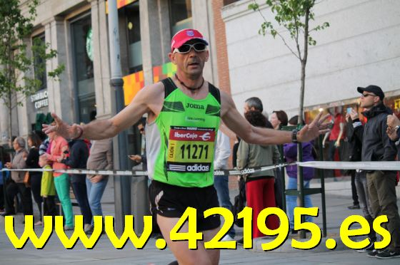 Marathon Madrid 2887