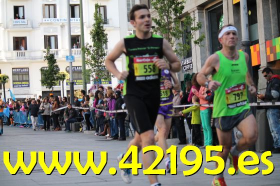 Marathon Madrid 2892