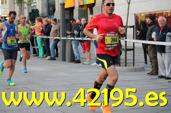 Marathon Madrid 2899