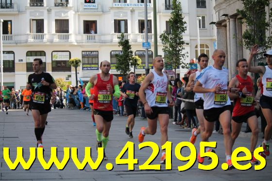 Marathon Madrid 2913