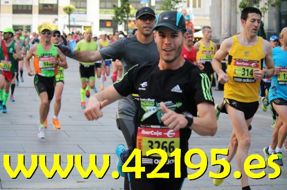 Marathon Madrid 2982