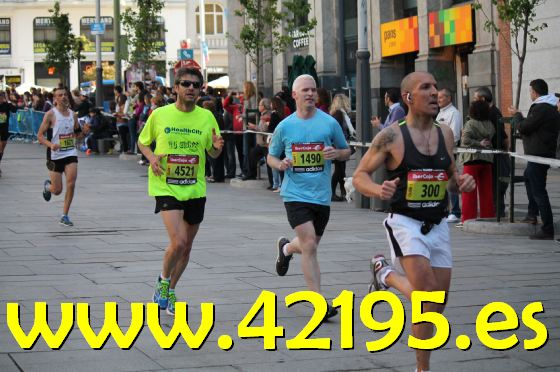 Marathon Madrid 2992