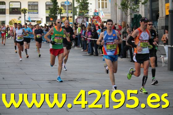 Marathon Madrid 3000