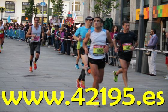 Marathon Madrid 3002