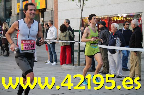 Marathon Madrid 3003
