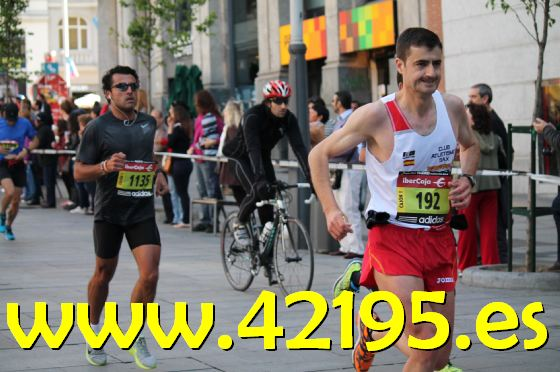 Marathon Madrid 3004