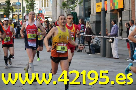 Marathon Madrid 3005