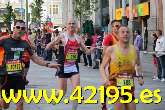 Marathon Madrid 3006