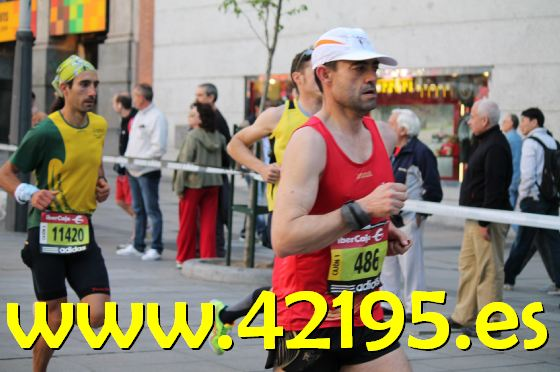 Marathon Madrid 3007