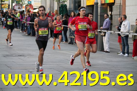 Marathon Madrid 3009