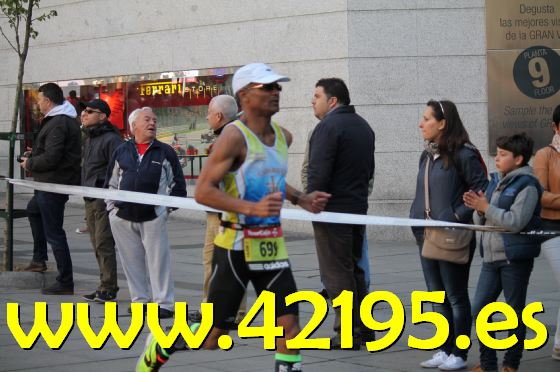 Marathon Madrid 3013