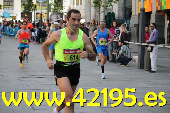 Marathon Madrid 3015
