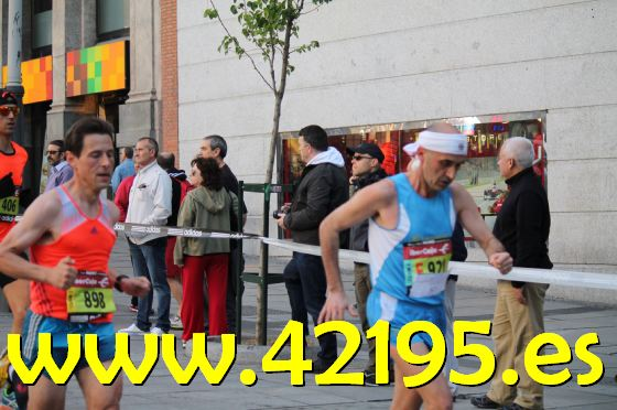 Marathon Madrid 3016