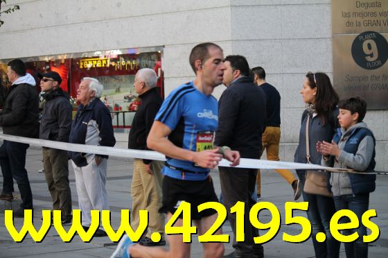 Marathon Madrid 3018