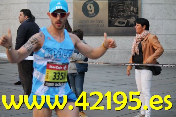 Marathon Madrid 3019