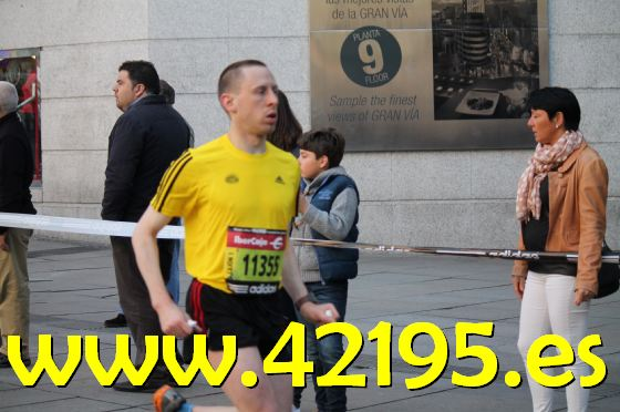 Marathon Madrid 3020