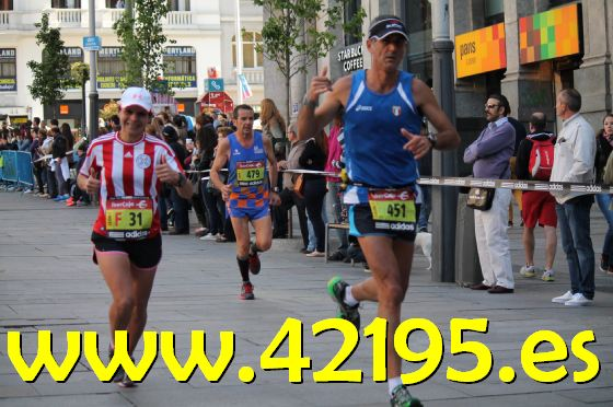 Marathon Madrid 3023