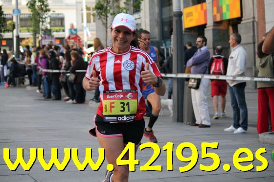 Marathon Madrid 3024