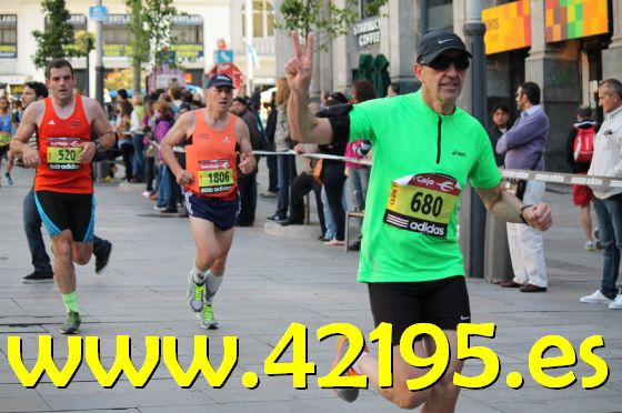 Marathon Madrid 3025