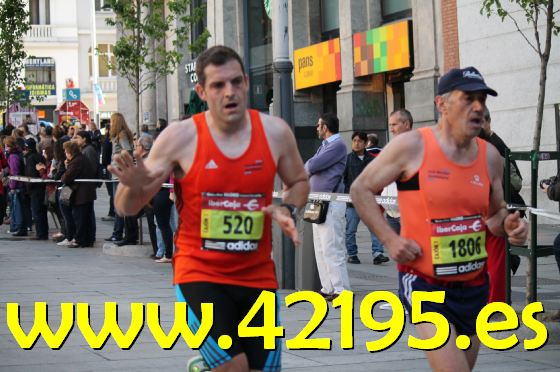 Marathon Madrid 3026