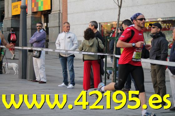 Marathon Madrid 3027