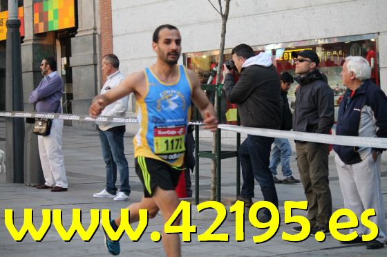 Marathon Madrid 3028