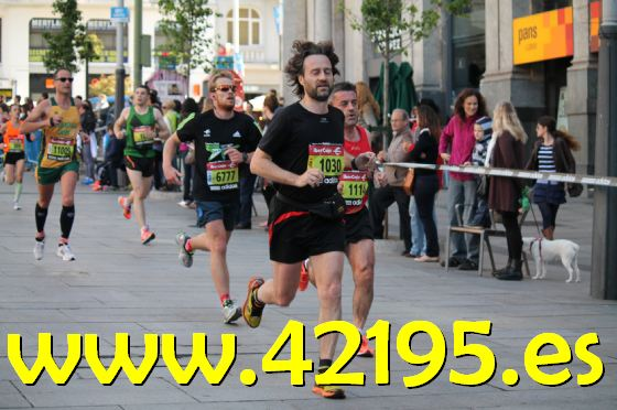 Marathon Madrid 3029