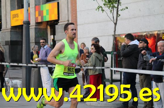 Marathon Madrid 3035