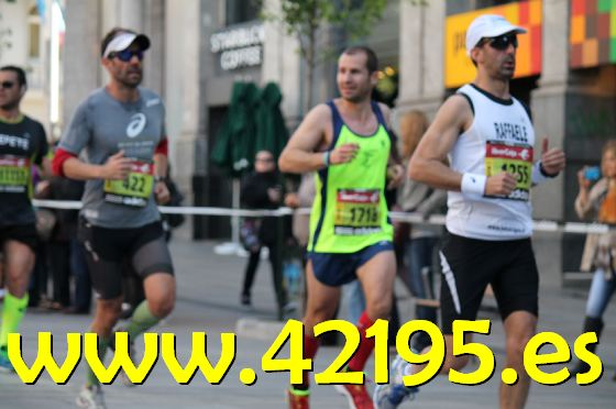 Marathon Madrid 3089
