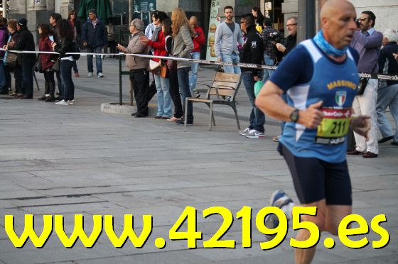 Marathon Madrid 3136