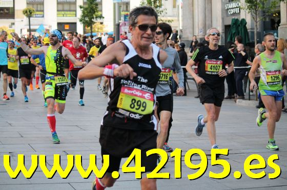 Marathon Madrid 3234