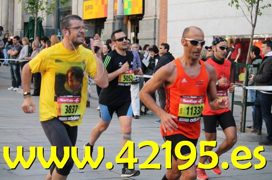 Marathon Madrid 3284