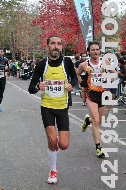 Media Maraton Vitoria 2014 Album 7 Meta