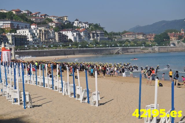 Triatlon Onditz 2012